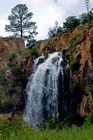Bear Canyon Waterfall